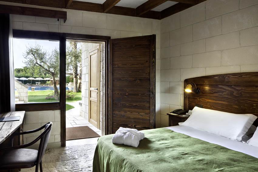 Offerta Hotel SPA San Valentino in provincia Bari