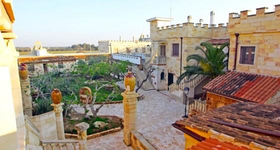Masseria in provincia di Brindisi